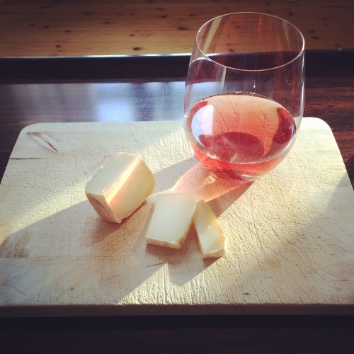 Taleggio and Rose